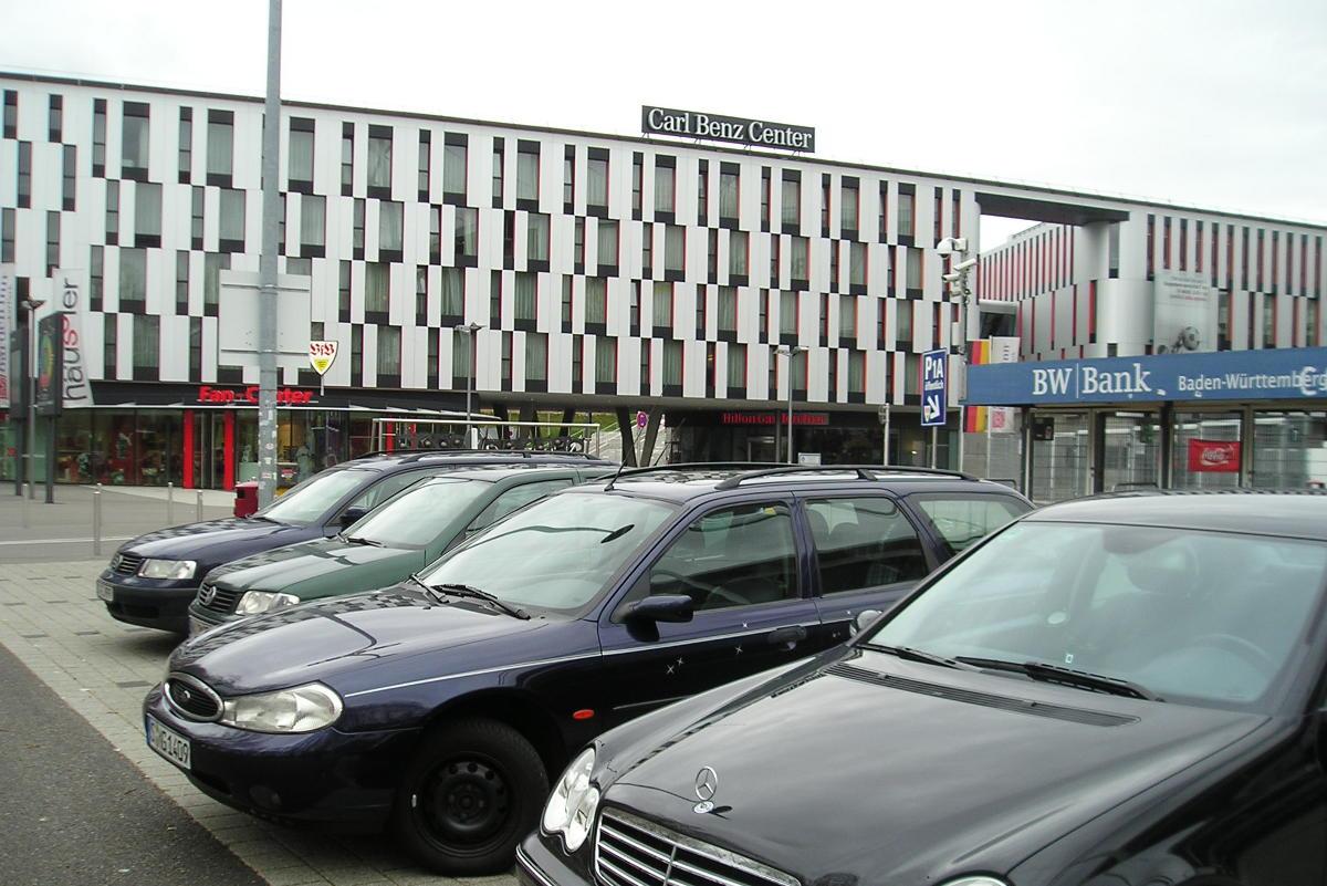 parkplatz p1a, stuttgart - stuttgarter heimschutz